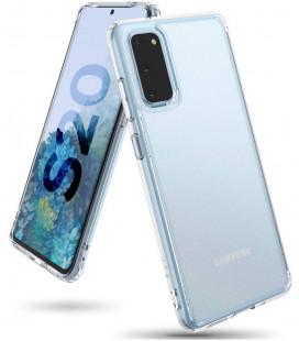 """Skaidrus dėklas Samsung Galaxy S20 telefonui """"Ringke Fusion"""""""