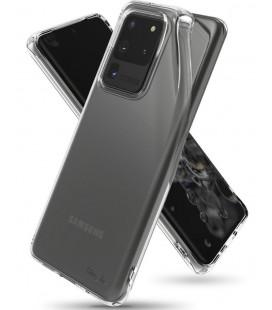 """Skaidrus dėklas Samsung Galaxy S20 Ultra telefonui """"Ringke Air"""""""