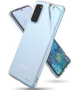 """Skaidrus dėklas Samsung Galaxy S20 telefonui """"Ringke Air"""""""