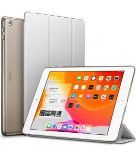 """Sidabrinės spalvos atverčiamas dėklas Apple iPad 10.2 2019 planšetei """"ESR Yippee"""""""