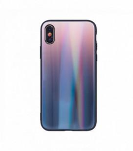 Dėklas Aurora Samsung G981 S20 rudas-juodas