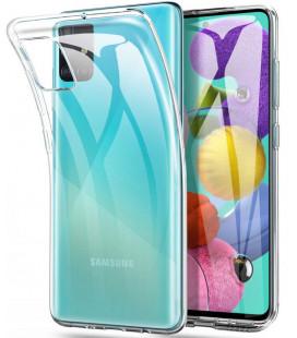 """Skaidrus dėklas Samsung Galaxy A51 telefonui """"Tech-Protect Flexair"""""""
