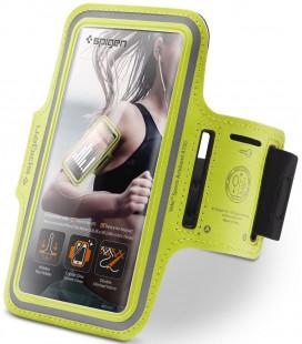 "Žalias universalus dėklas ant rankos telefonams iki 6,9"" ""Spigen A700"""
