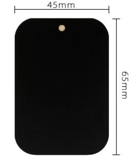 Metalinė plokštelė magnetiniams telefonų laikikliams