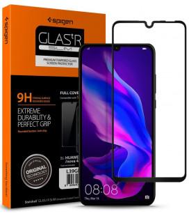 """Apsauginis grūdintas stiklas Huawei P30 Lite telefonui """"Spigen Glas.TR Slim"""""""
