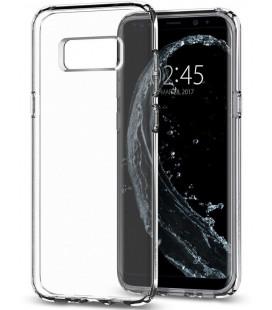 "Skaidrus dėklas Samsung Galaxy S8 telefonui ""Spigen Liquid Crystal"""