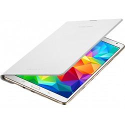 """Originalus baltas atverčiamas dėklas """"Simple Cover"""" Samsung Galaxy Tab S planšetei ef-dt700bwe"""