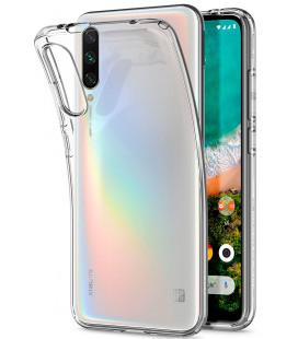 "Skaidrus dėklas Xiaomi Mi A3 telefonui ""Spigen Liquid Crystal"""