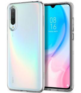 "Skaidrus dėklas Xiaomi Mi 9 telefonui ""Spigen Liquid Crystal"""