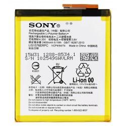 Originalus akumuliatorius 2400mAh Li-Pol Sony Xperia M4 Aqua telefonui 1288-8534