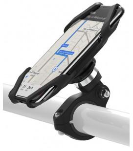"""Juodas universalus telefonų laikiklis dviračiams iki 6"""" """"Ringke Spider Bike Mount"""""""