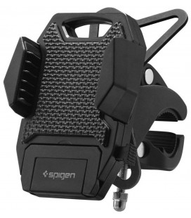 """Juodas universalus telefonų laikiklis dviračiams iki 6,5"""" """"Spigen A251"""""""