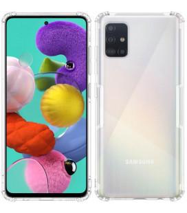 """Skaidrus silikoninis dėklas Samsung Galaxy A51 telefonui """"Nillkin Nature"""""""