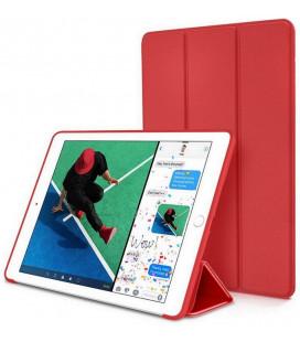 """Raudonas atverčiamas dėklas Apple iPad 9.7 2017/2018 planšetei """"Tech-Protect Smartcase"""""""