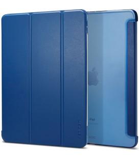 """Mėlynas atverčiamas dėklas Apple iPad Pro 11 2018 planšetei """"Spigen Smart Fold"""""""