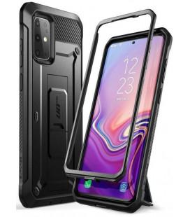 """Juodas dėklas Samsung Galaxy S20 Plus telefonui """"Supcase Unicorn Beetle Pro"""""""