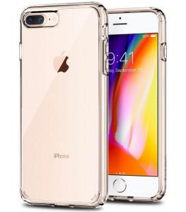 """Skaidrus dėklas Apple iPhone 7 Plus / 8 Plus telefonui """"Spigen Ultra Hybrid 2"""""""