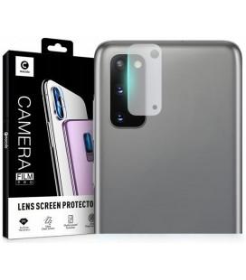 """Apsauginis grūdintas stiklas Samsung Galaxy S20 telefono kamerai apsaugoti """"Mocolo TG+"""""""