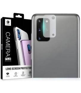 """Apsauginis grūdintas stiklas Samsung Galaxy S20 Plus telefono kamerai apsaugoti """"Mocolo TG+"""""""