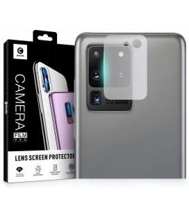 """Apsauginis grūdintas stiklas Samsung Galaxy S20 Ultra telefono kamerai apsaugoti """"Mocolo TG+"""""""