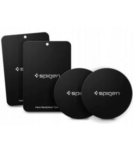 """Magnetinės plokštelės magnetiniams automobiliniams telefonų laikikliams """"Spigen MP-4P"""""""