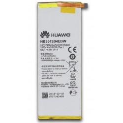 Originalus akumuliatorius - baterija 2460mAh Li-Pol Huawei Ascend P7 telefonui HB3543B4EBW