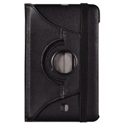 """Juodas atvečiamas dėklas Samsung Galaxy Tab 4 (8,0') T330 planšetei """"ROTATE"""""""
