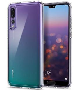 """Skaidrus dėklas Huawei P20 Pro telefonui """"Spigen Ultra Hybrid"""""""