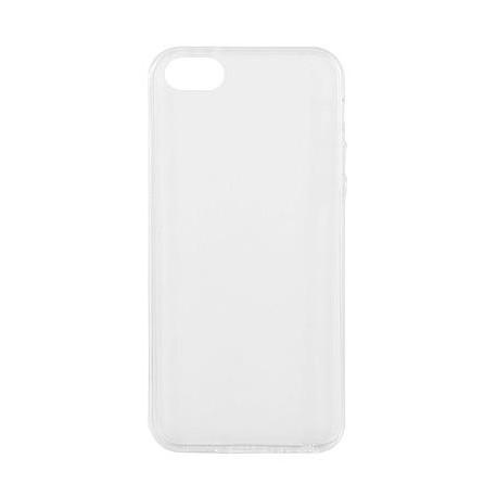 "Skaidrus dėklas Mercury Goospery ""Jelly Case"" Apple iPhone 5/5s/SE telefonui"