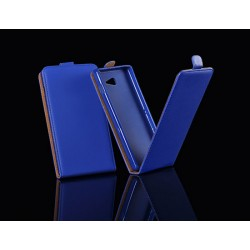 """Mėlynas atverčiamas dėklas Apple iPhone 6/6s telefonui """"Telone Vertical POCKET"""""""