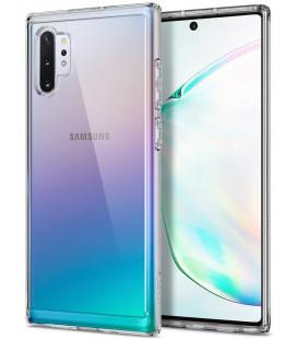 "Skaidrus dėklas Samsung Galaxy Note 10 Plus telefonui ""Spigen Ultra Hybrid"""