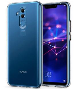 """Skaidrus dėklas Huawei Mate 20 Lite telefonui """"Spigen Liquid Crystal"""""""