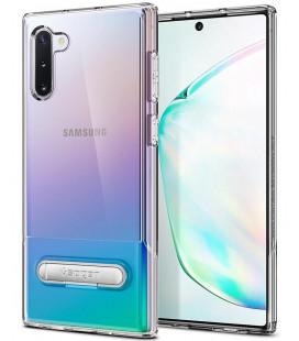 "Skaidrus dėklas Samsung Galaxy Note 10 telefonui ""Spigen Slim Armor Essential S"""