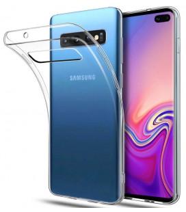 """Skaidrus dėklas Samsung Galaxy S10 Plus telefonui """"Tech-Protect Flexair"""""""