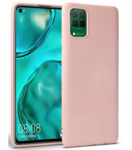 """Rožinis dėklas Huawei P40 Lite telefonui """"Tech-protect Icon"""""""