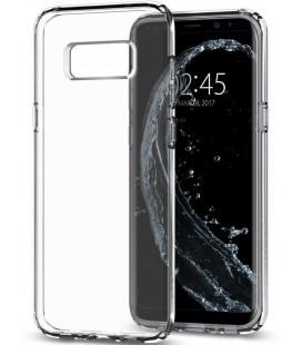 "Skaidrus dėklas Samsung Galaxy S8 Plus telefonui ""Spigen Liquid Crystal"""