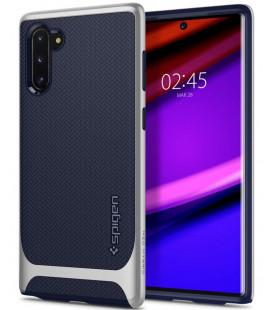 """Mėlynas dėklas Samsung Galaxy Note 10 telefonui """"Spigen Neo Hybrid"""""""