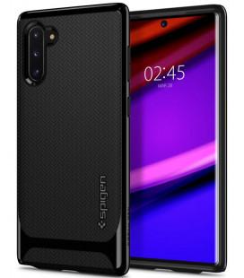 "Juodas dėklas Samsung Galaxy Note 10 telefonui ""Spigen Neo Hybrid"""