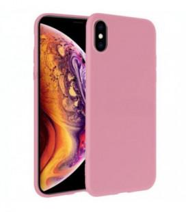 Dėklas X-Level Dynamic Apple iPhone X/XS šviesiai rožinis