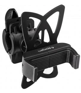 """Juodas universalus telefonų laikiklis dviračiams """"Spigen A250"""""""