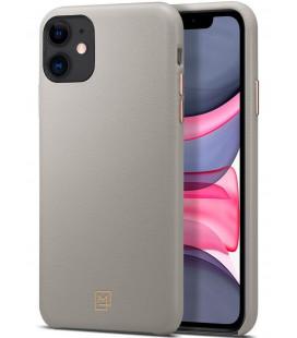 "Pilkas dėklas Apple iPhone 11 telefonui ""Spigen La Manon Calin"""