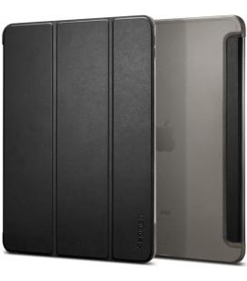 """Juodas atverčiamas dėklas Apple iPad Pro 12.9 2018 planšetei """"Spigen Smart Fold"""""""