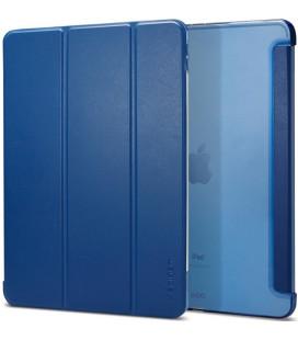 """Mėlynas atverčiamas dėklas Apple iPad Pro 12.9 2018 planšetei """"Spigen Smart Fold"""""""