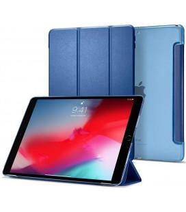 """Mėlynas atverčiamas dėklas Apple iPad Air 3 2019 planšetei """"Spigen Smart Fold"""""""