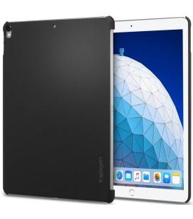"""Juodas dėklas Apple iPad Air 3 2019 planšetei """"Spigen Thin Fit"""""""