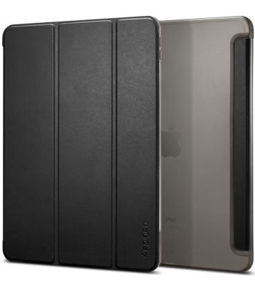 """Juodas atverčiamas dėklas Apple iPad Pro 11 2018 planšetei """"Spigen Smart Fold"""""""