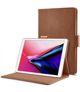 """Rudas atverčiamas dėklas Apple iPad Pro 10.5 planšetei """"Spigen Stand Folio"""""""