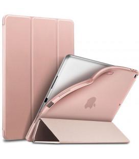 """Rausvai auksinės spalvos atverčiamas dėklas Apple iPad Air 3 2019 planšetei """"ESR Rebound"""""""