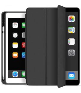 """Juodas atverčiamas dėklas Apple iPad Pro 11 2018 planšetei """"Tech-Protect SC Pen"""""""