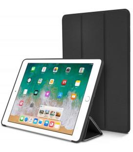"""Juodas atverčiamas dėklas Apple iPad Pro 10.5 planšetei """"Tech-Protect Smartcase"""""""